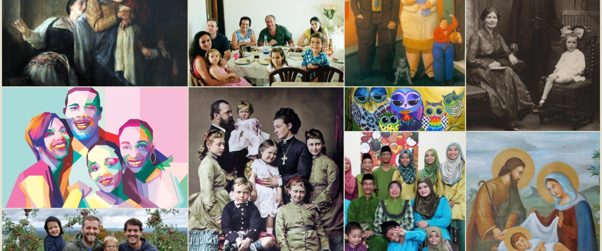 Οικογενειακά πορτραίτα