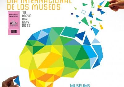 Διεθνής Ημέρα Μουσείων 2013, Μουσεία (Μνήμη + Δημιουργικότητα) = Κοινωνική Αλλαγή